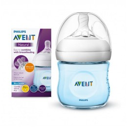Avent SCF032/17 Natural cumisüveg 125 ml BLUE