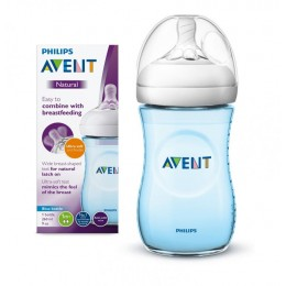 Avent SCF035/17 Natural cumisüveg 260 ml BLUE