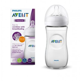 Avent SCF033/17 Natural cumisüveg 260 ml