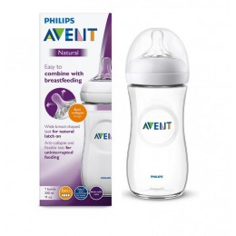 Avent SCF036/17 Natural cumisüveg 330 ml