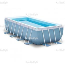 Fémvázas medence Intex 400x200 cm