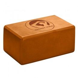 Jóga tégla Trendy 23x15x10 cm narancssárga