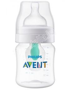 AVENT CUMISÜVEG ANTI-COLIC 125ML+SZELEP