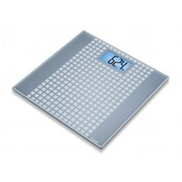 Beurer GS 206 Squares üvegmérleg