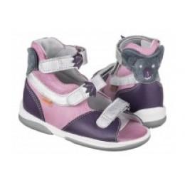 MEMO gyerekcipő - KOALA lila