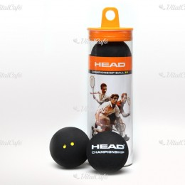 HEAD Championship squash labda 3 db