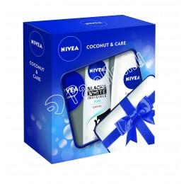 Nivea ajándékcsomag Nivea Black & White
