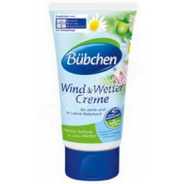 Bübchen szél és időjárás krém 75ml
