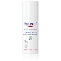 Eucerin Anti-Redness bőrpír elleni színezett nappali arcápoló FF25 50ml