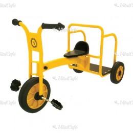 Tanuló taxi tricikli