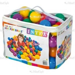 Medencefeltöltő labda nagy Intex