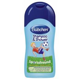 Bübchen 50 ml Sport és vidámság sampon