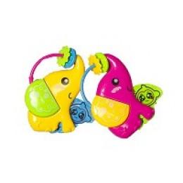 Elefánt csörgő