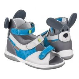 MEMO gyerekcipő - KENGURU kék