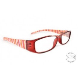Designer Readers piros olvasószemüveg +2.0