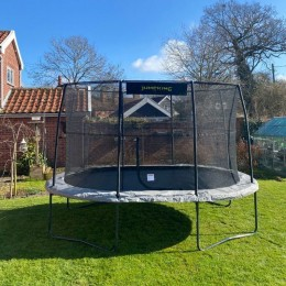 Trambulin Jumpking ovális 275x396 cm