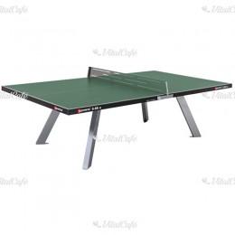 Sponeta S6-86e zöld kültéri ping-pong asztal