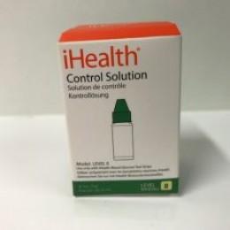 Kontroll folyadék iHealth KIT vércukormérőhöz