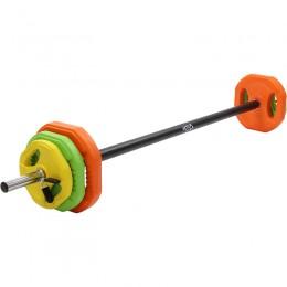 Aktivsport 20 kg-os pump szett
