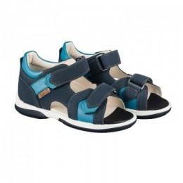 MEMO gyerekcipő - KRIS kék