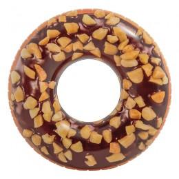 Fánk úszógumi Intex csokis