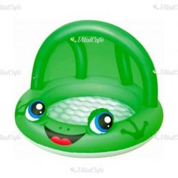 Baby naptetős pancsoló Bestway zöld