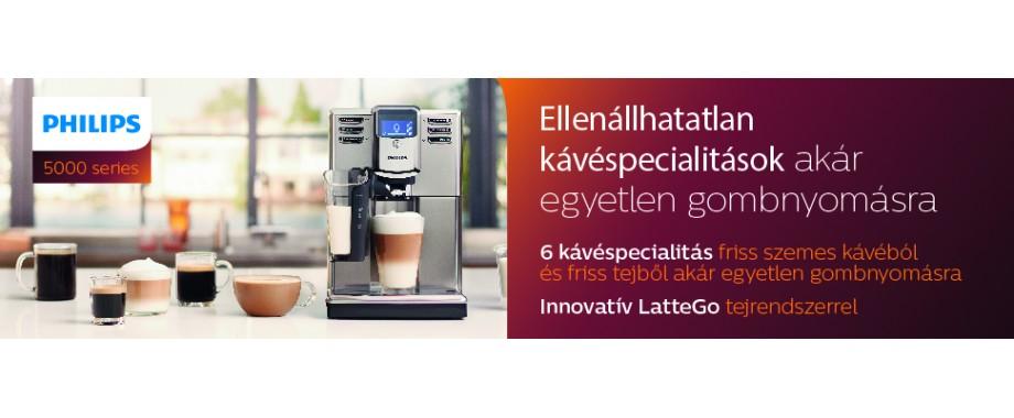 Philips kávéfőzők