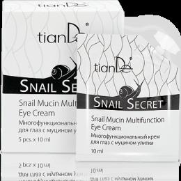 """""""Snail Secret"""" Többfunkciós szemkörnyékápoló krém csiganyállal"""