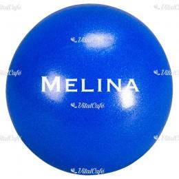 Trendy Melina Pilates labda 25 cm kék