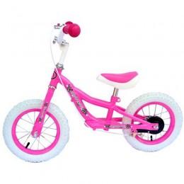 Futóbicikli rózsaszín