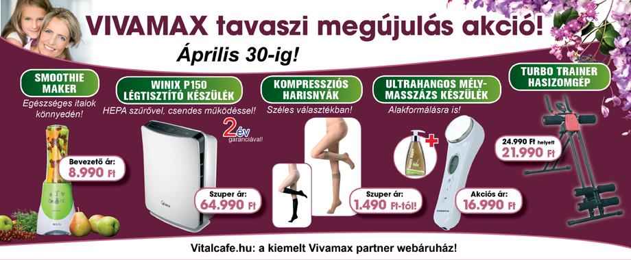 Vivamax akció